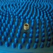 Air-Stability-Wobble-Cushion-Blue-35cm14in-Diameter-Balance-Disc-Pump-Included-0-2