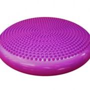 Air-Stability-Wobble-Cushion-Purple-35cm14in-Diameter-Balance-Disc-Pump-Included-0-0