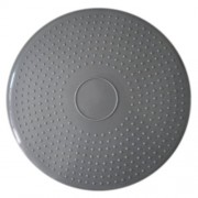 Air-Stability-Wobble-Cushion-Sliver-Grey-35cm14in-Diameter-Balance-Disc-Pump-Included-0-1