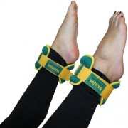 Nayoya-3-Pound-Ankle-Weights-Set-and-Carry-Pouch-Premium-High-Quality-Adjustable-Ankle-and-Wrist-Cuffs-0-3
