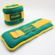 Nayoya-3-Pound-Ankle-Weights-Set-and-Carry-Pouch-Premium-High-Quality-Adjustable-Ankle-and-Wrist-Cuffs-0-6