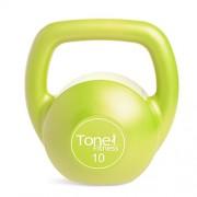 Tone-Fitness-Vinyl-Kettlebell-0
